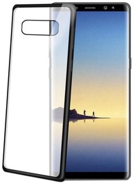 Celly Laser Back Case For Samsung Galaxy Note 8 Black