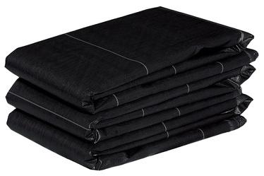 Tekstiilmultš must 2 x 5 m