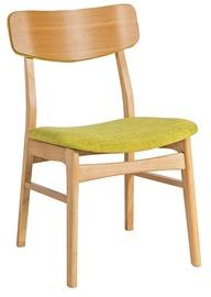 Стул для столовой Home4you Jaxton Green 20862, 1 шт.