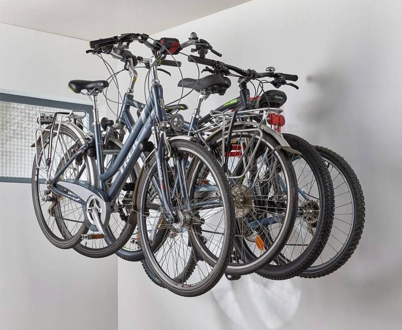 Dviračio laikiklis Mottez B053Q4RA, 4 dviračiams