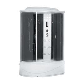 Masažinė dušo kabina Erlit 4512TPR-C4 80x120x215 cm