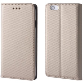 TakeMe Smart Magnetic Fix Book Case For Huawei Mate 20 Lite Gold