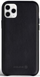 Evelatus Leather Back Case For Apple iPhone 11 Pro Black
