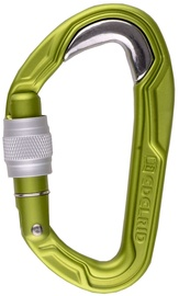 Edelrid Carabiner Bulletproof Screw Green