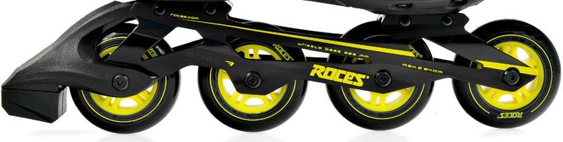 Roces Argon 400765 02 Black Gold 45
