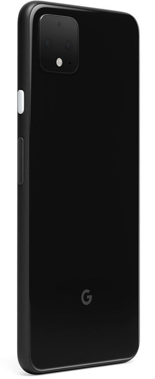Mobilusis telefonas Google Pixel 4 Black, 64 GB