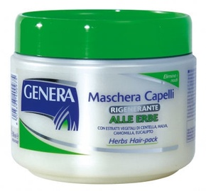 Genera Hair Pack 500ml Herbs