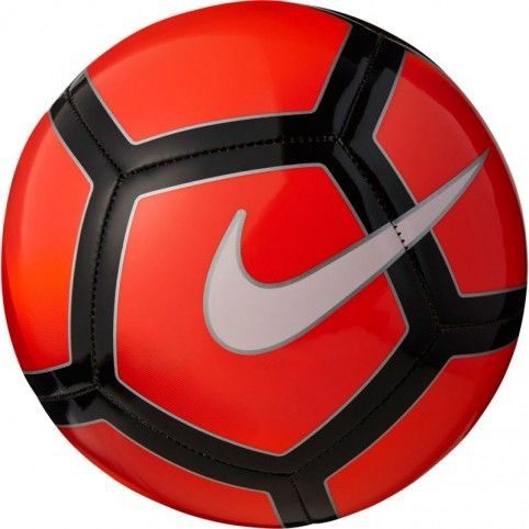 Nike Pitch Football Red/Black Size 5