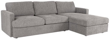 Home4you Corner Sofa York RC Light Grey