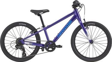 "Jalgratas Cannondale Kids Quick 26, violetne, 10"", 20"""