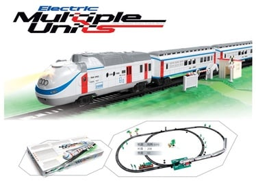 Žaislinis traukinys Doy Multiple Units 608041397