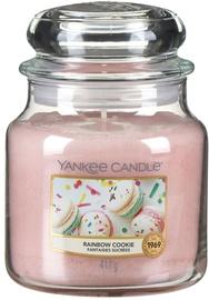 Свеча Yankee Candle Classic Medium Jar Rainbow Cookie 411g