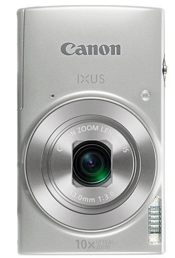 Canon IXUS 190 Essential Kit Silver