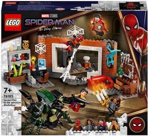 Конструктор LEGO Marvel Человек-паук в мастерской Санктума 76185, 355 шт.