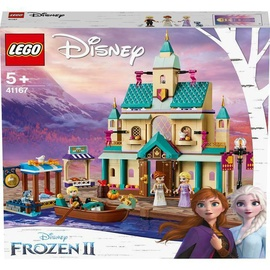 Конструктор Lego Disney Arendelle Castle Village 41167