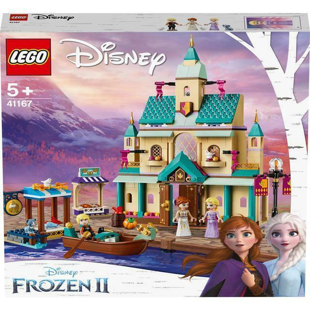 Konstruktorius LEGO Disney Arendelle Castle Village 41167