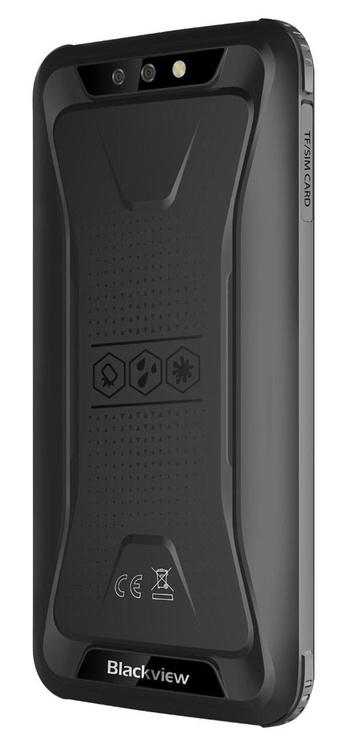 Мобильный телефон Blackview BV5500 Black, 16 GB