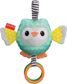 Игрушка для коляски Infantino Textured Sensory Pal Owl, многоцветный