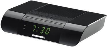 Grundig KSC 35 Radio Clock Black