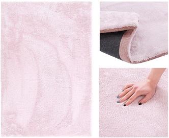 Paklājs AmeliaHome Morko, rozā, 80x50 cm