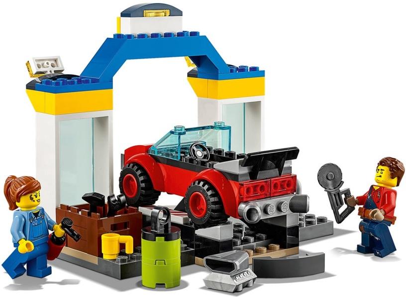 Konstruktorius LEGO City Garage Center 60232