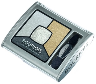 BOURJOIS Paris Smoky Stories Quad 3.2g 09