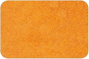 Spirella Highland Bathroom Rug Orange