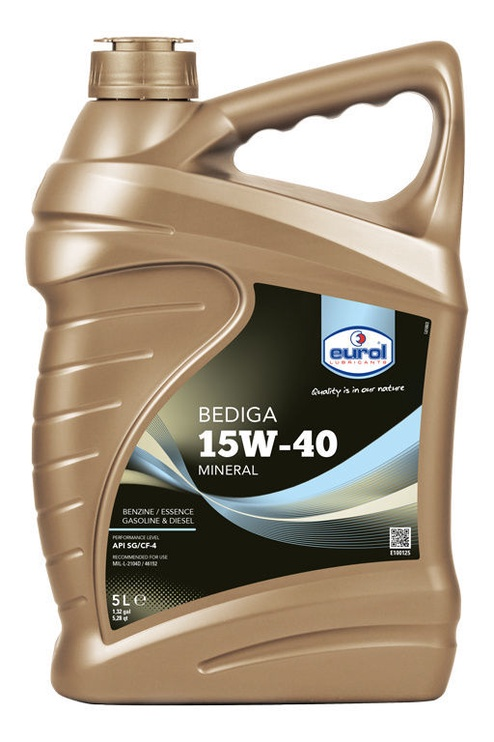 Eurol Bediga 10W40 Mineral Motor Oil 5l