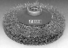 Slīpēšanas drāšu birste Sit M14 TC45515A000E 9cm