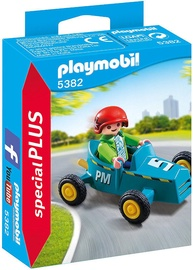 Playmobil Special Plus Boy With Go-Kart 5382