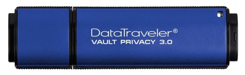 USB atmintinė Kingston DataTraveler Vault Privacy, USB 3.0, 16 GB