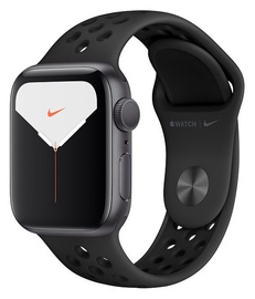 Apple Watch Nike Series 5 40mm Space Gray Aluminum Case with Anthracite Black Band