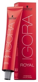 Kраска для волос Schwarzkopf Igora Royal Permanent Color Creme 8-0, 60 мл