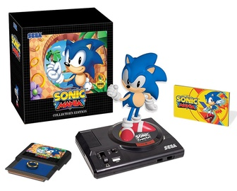 Sonic Mania Collector's Edition PS4