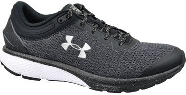 Under Armour Charged Escape 3 Mens 3021949-001 Black/White 44