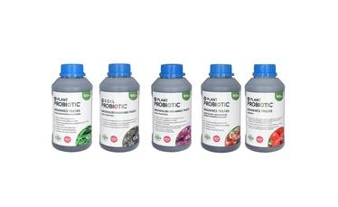 Skystos organinės trąšos braškėms Nord Organics Plant Probiotic, 500 ml
