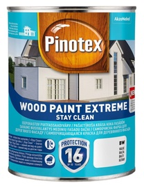 Dažai Pinotex Wood paint extreme, balti, 1 l