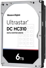 """Western Digital Ultrastar DC HC530 6TB 7200RPM SAS3 Series 3.5"""" HUS726T6TAL5204"""