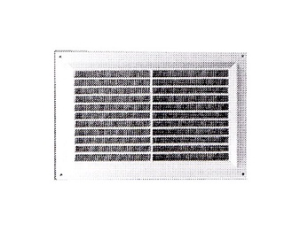 Ventiliacijos grotelės Europlast VR2517B, 250 x 170 mm