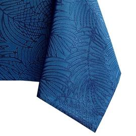 Скатерть AmeliaHome HMD, синий, 2800 мм x 1400 мм