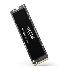 Cietais disks (SSD) Crucial SSD P5 Plus M.2 500GB, SSD, 500 GB