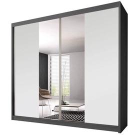 Idzczak Meble Wardrobe Multi 38 223cm Graphite/White