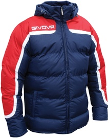 Givova Antartida Jacket Red/Blue XXS