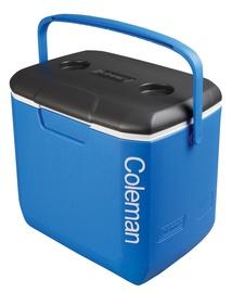Šaltdėžė Coleman Tricolor Performance 30QT Blue, 28 l