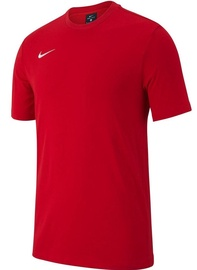 Nike T-Shirt Tee TM Club 19 SS JR AJ1548 657 Red XL
