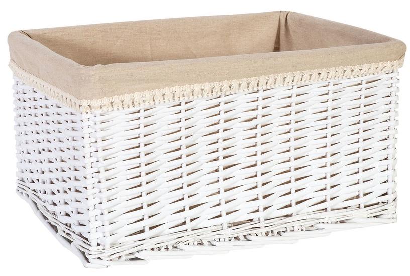 Home4you Max-1 Basket 58x42xH31cm White