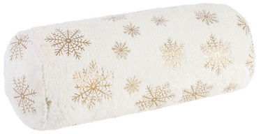 Home4you Pillow Roll Soft Winter D18x50cm