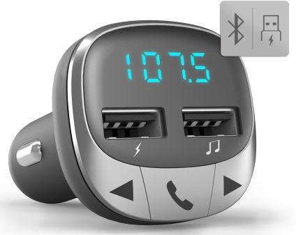 Energy Sistem FM Car Transmitter Grey