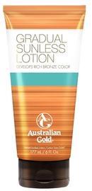 Australian Gold Sunless Gradual Rich Bronze Color Lotion 177ml