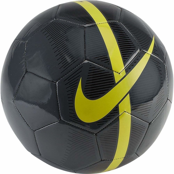 Nike Mercurial Fade Black/Yellow Size 4